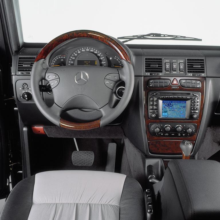 Mercedes-Benz S-Guard G-Klasse