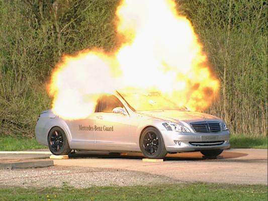 Mercedes-Benz Sonderschutz feiert 80jähriges Jubiläum