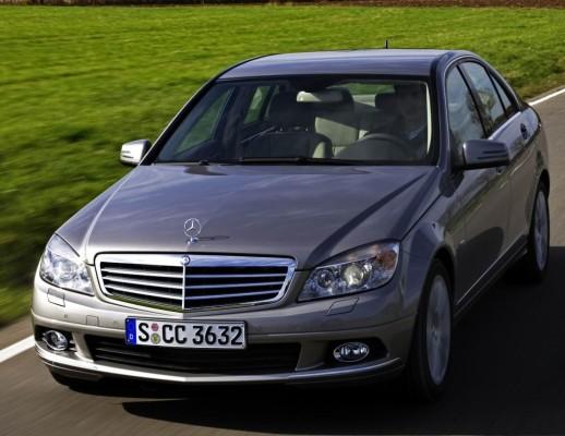 Mercedes-Benz stellt C 350 CGI Blue Efficency vor