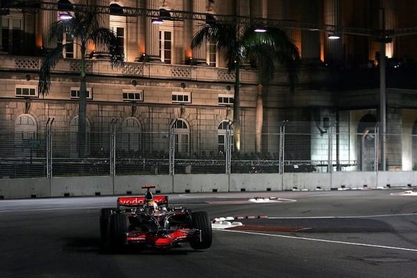 Nachtrennen in Abu Dhabi möglich: Saisonfinale 2009 unter Flutlicht