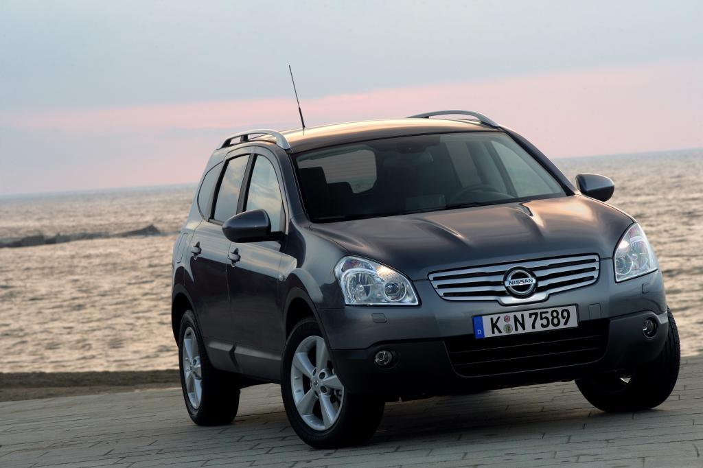 Nissan Qashqai+2: Variables Familien-Gefährt