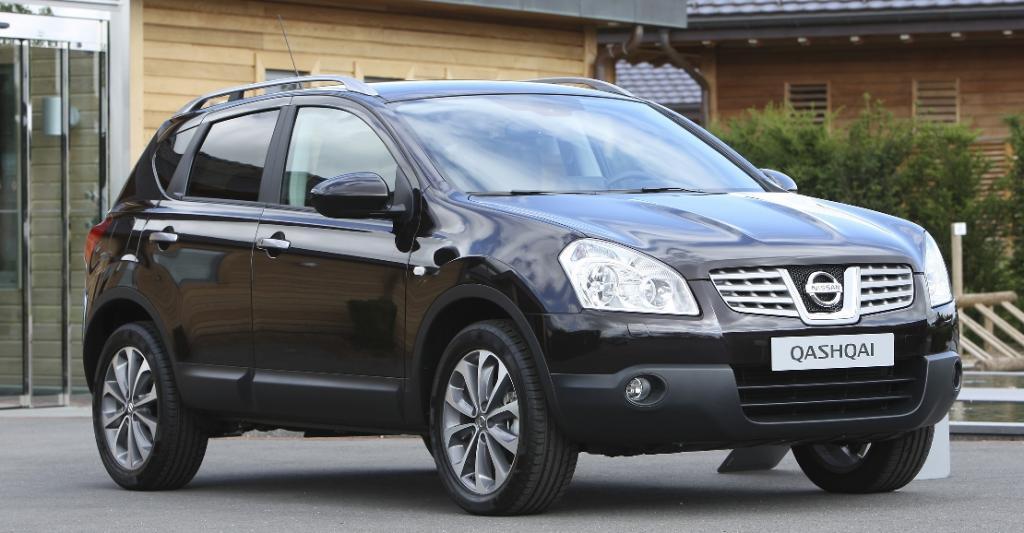 Nissan bringt Qashqai-Sondermodell auf den Markt