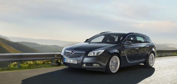 Opel-Forum stellt Insignia vor - der Versuch wieder zurück in die Rekord-Klasse zu kommen