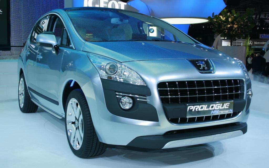 Peugeot präsentiert 308 CC und jede Menge Hybrid-Studien