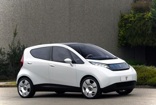 Pininfarina-Elektromobil ab März 2009 bestellbar