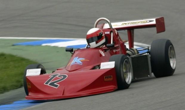 Prause gewinnt ADAC-Graf-Berghe-von-Trips-Pokal 2008