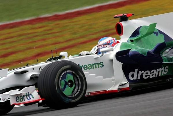 Probleme bei Jenson Button: Der Wetter-Faktor