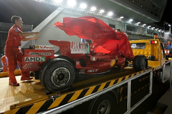 Räikkönen entschuldigt sich: Der Punkteverlust tat weh