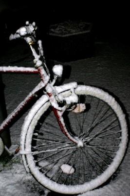 Ratgeber: Fahrrad in den Winterschlaf schicken