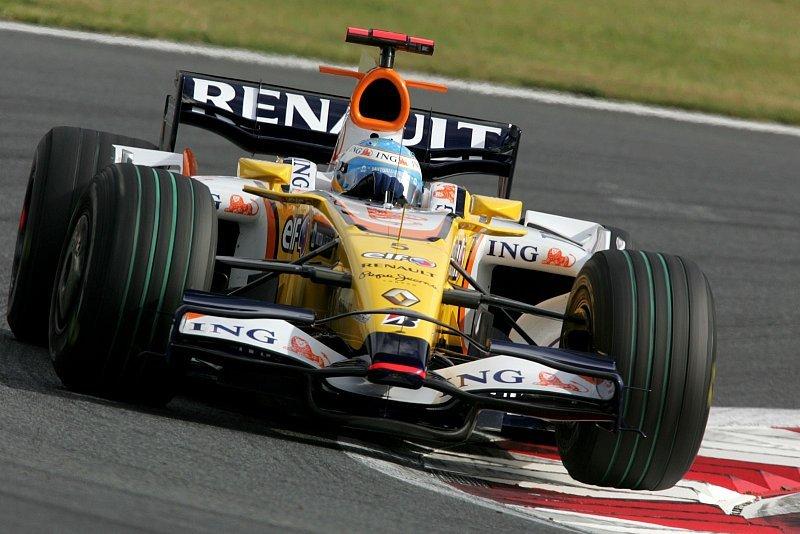 Renault hat auch in Fuji Hoffnung: Zu früh für eine Hierarchie