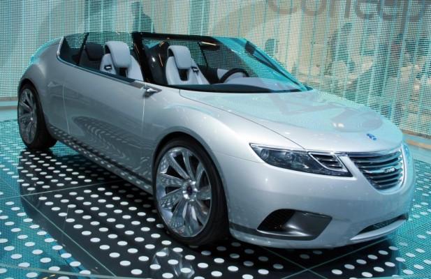Saab zeigt neues Cabrio-Konzept
