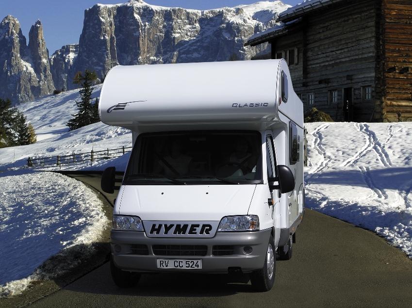 Service: Tipps zum Wintercamping