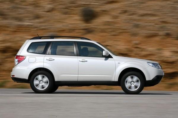 Subaru siegt bei Kundenzufriedenheit - klein, aber fein
