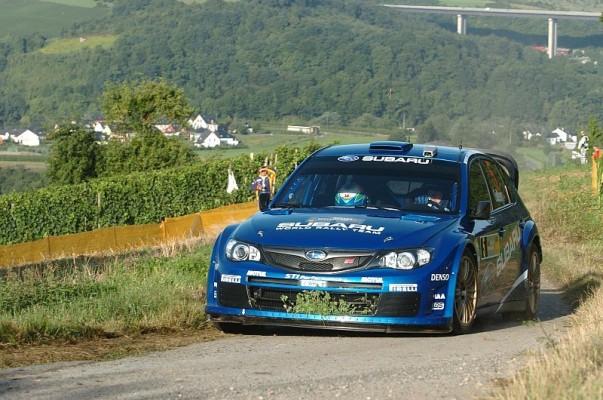 Subaru vor Rallye Spanien: Hohe Querbeschleunigungen