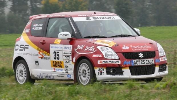 Suzuki Rallye Cup: Spannender Saisonschluss
