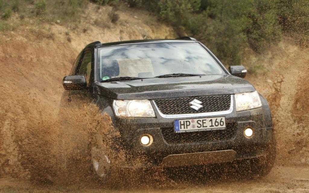 Suzuki feiert 20 Jahre Grand Vitara: Ein Auto für alle Fälle