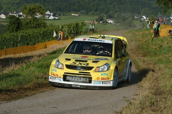 Suzuki vor Rallye Spanien: Der Vergleich ist entscheidend