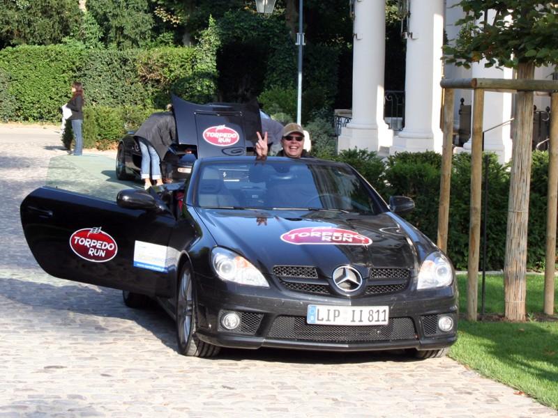 Torpedo Run 2008: Vive la Revolution - Die mobile Party erobert Frankreich