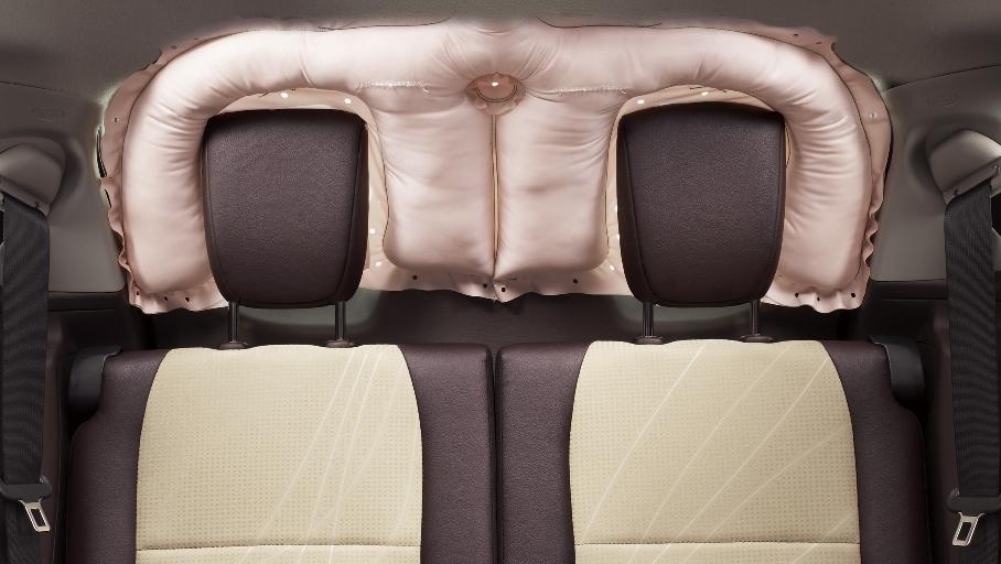 Toyota entwickelt ersten Heckairbag