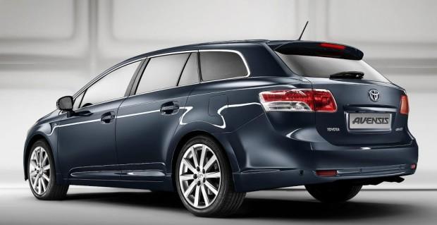 Toyota stellt den neuen Avensis vor