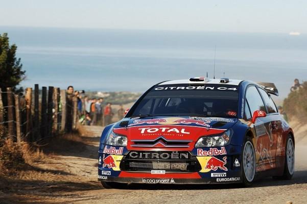 Turbulenter 1. Tag bei Rallye Korsika: Achtkampf auf Korsika