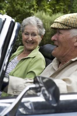 Unfallstudie: Ab 75 werden Senioren gefährlich