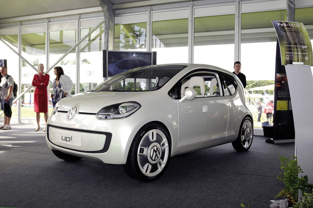 VW-Kleinwagen Up startet zuerst in Europa