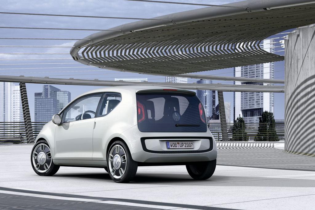 VW-Kleinwagen Up startet zuerst in EuropaVW-Kleinwagen Up startet zuerst in Europa