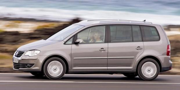 Volkswagen Touran erhält Internet Auto Award 2008
