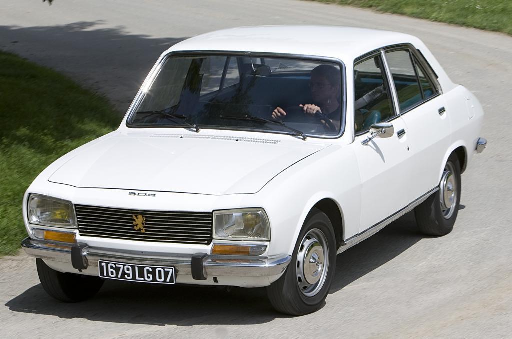 Vor 40 Jahren: Der Peugeot 504 wird vorgestellt