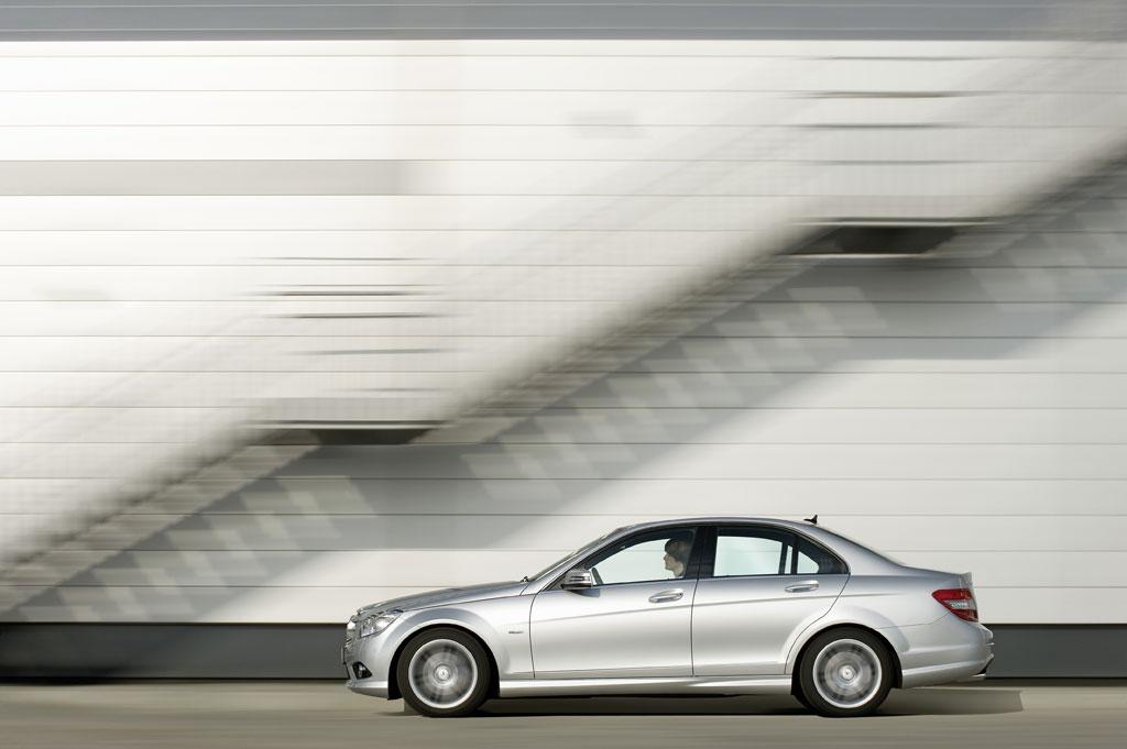 Vorstellung Mercedes-Benz C 250 CDI Blue Efficiency: Neue und sparsame Dieselgeneration