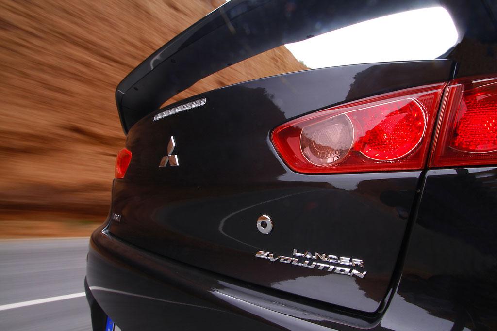 Vorstellung Mitsubishi Lancer Evolution: Wo bitte geht's zur nächsten Kurve?