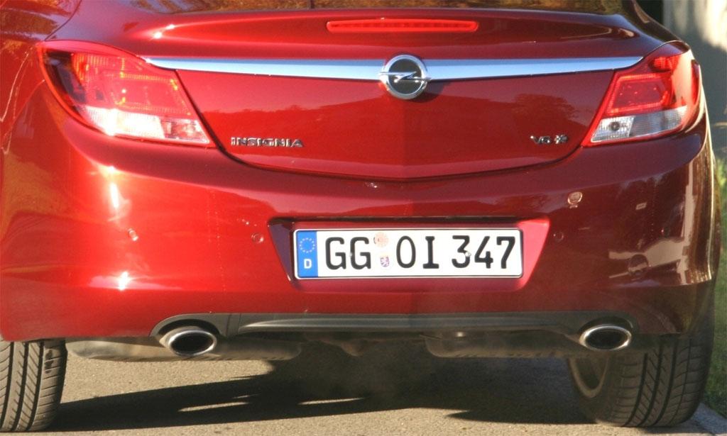 Vorstellung Opel Insignia: Der Räuber aus Rüsselsheim