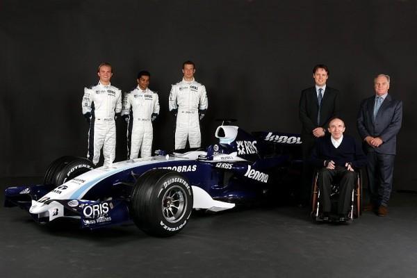 Williams bestätigt Fahrer für 2009: Alles bleibt unverändert
