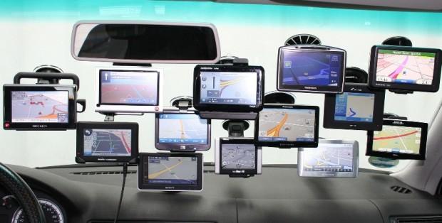 Zahl der Navigationsgeräte hat sich verdreifacht