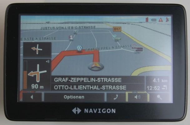 ADAC testet zwölf mobile Navigationsgeräte