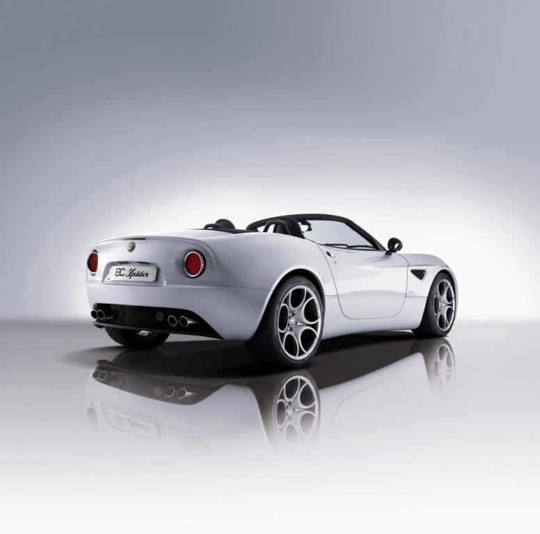 Alfa Romeo 8C Spider: Preise stehen fest