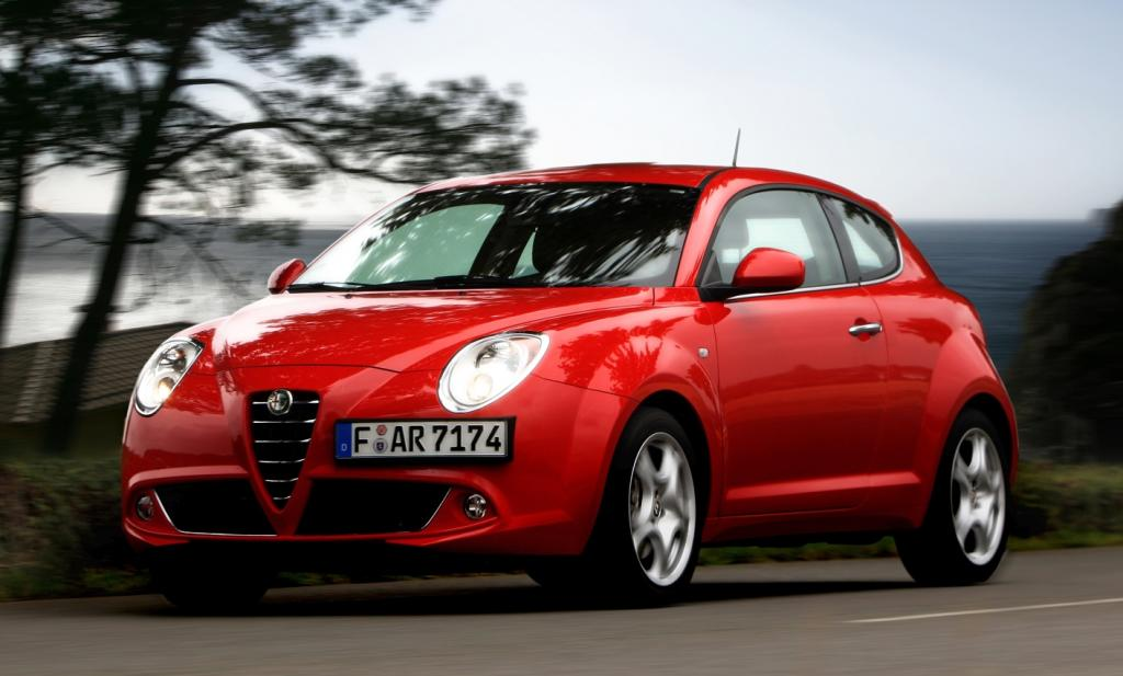 Alfa Romeo Mito erfüllt ab sofort Euro 5