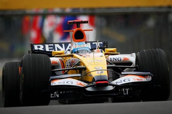 Alonso erneut am Podium: Starker Saisonausklang des Spaniers