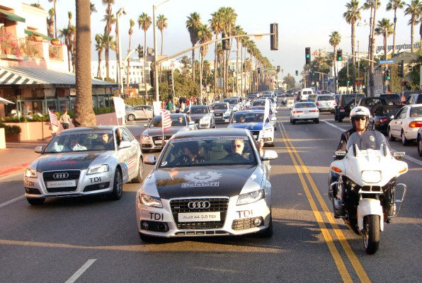 Audi Mileage Marathon: 14 Etappen im Kampf für den Diesel