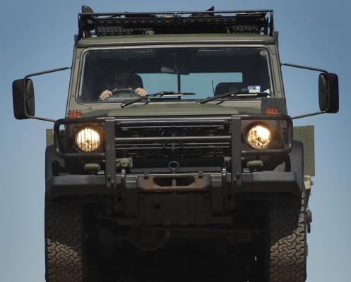 Australische Armee bestellt 1200 Fahrzeuge der Mercedes-Benz G-Klasse