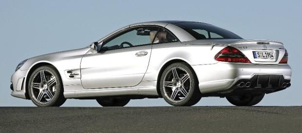 Award für Sportgetriebe des Mercedes-Benz  SL 63 AMG