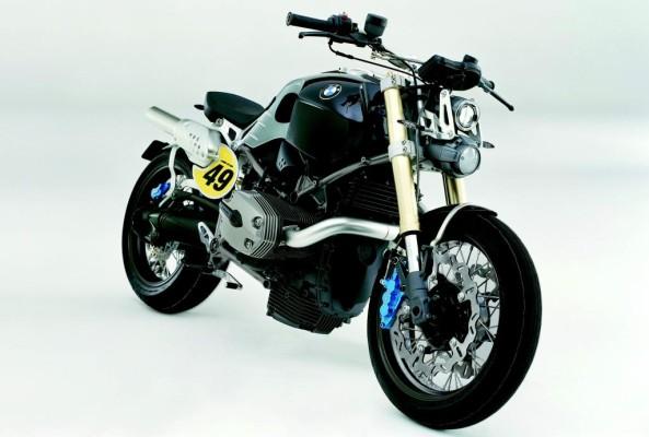 BMW Lo Rider: Konzept-Motorrad mit Gestaltungsmöglichkeit