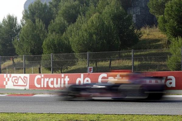Barcelona, Tag 3: Noch mal Vettel