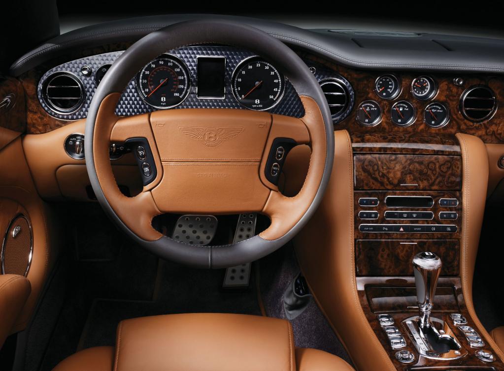 Bentley Azure T: Noch mehr Leistung und Luxus