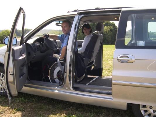 Bis Jahresende: Rabatt auf Behinderten-Fahrzeuge