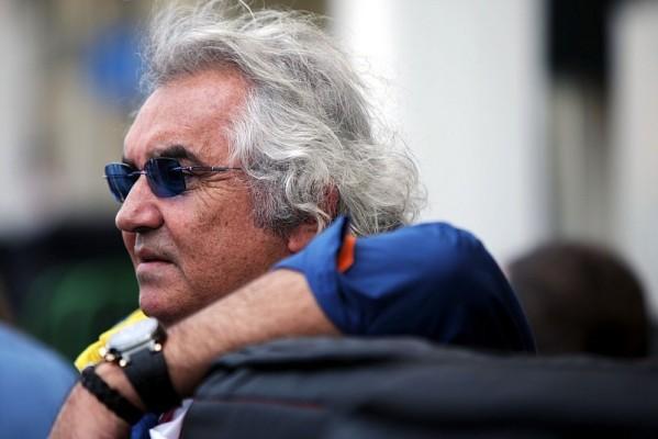 Briatore sieht Renault zurück: Alte Stärke