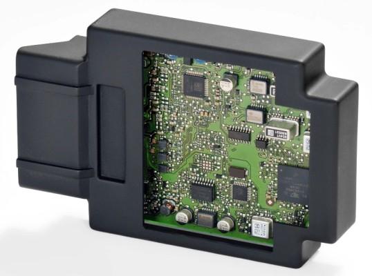 Chassis Controller von Continental vernetzt elektronische Fahrwerks- und Sicherheitssysteme