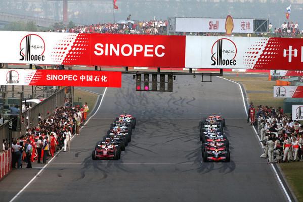 China könnte Grand Prix 2010 aufgeben: Es findet eine Bewertung statt