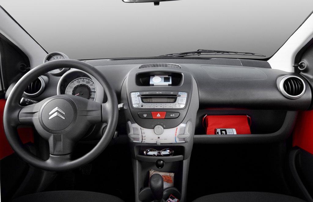 Citroën überarbeitet den C1  | Fotos: UnitedPictures